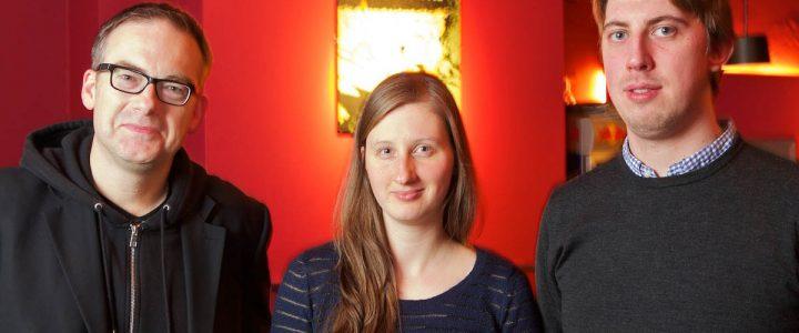 61. Prof. Dirk Fütterer, Clarissa Becker, Arne Vogt:<br />Die Bielefelder Bibel