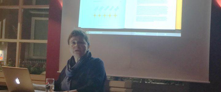 82. Gisela Grosse:<br /> Visuell berichten – Eine Studie zum Potenzial der Gestaltung in Geschäftsberichten