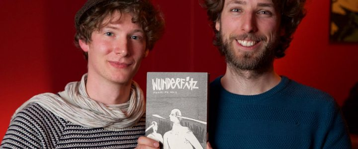 86. Valentin Krayl und Markus Köninger: <br />Wir sind Wunderfitz <br />// Till Lennecke: <br />Münster – ein illustrierter Spaziergang <br />