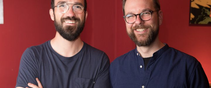 112. Tim Rodenbröker und Patrik Hübner: <br />Generatives Design – zwei Perspektiven