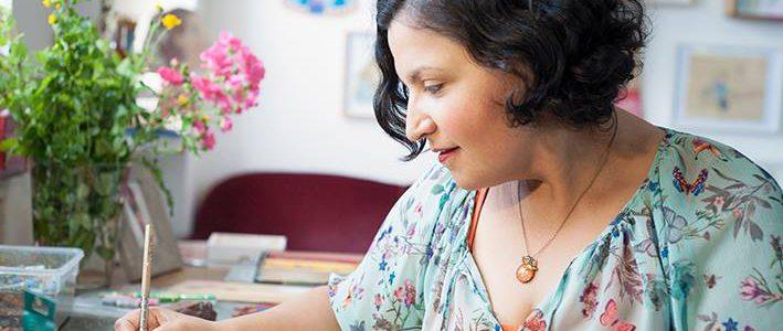 122. Selda Soganci LIVE aus ihrem Atelier