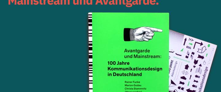 123. Jens Müller: Zwischen den Kriegen – Deutsches Grafikdesign zwischen Mainstream und Avantgarde